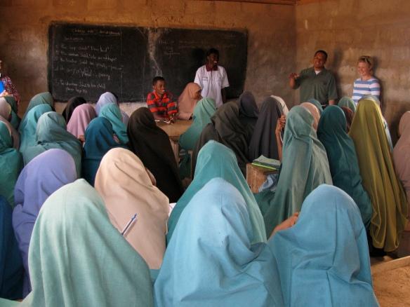 Girls Classrom